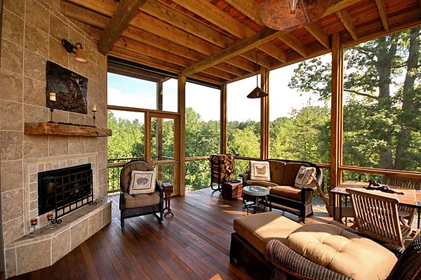 living smart: getting your screened-in porch spring/summer-ready
