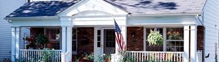 face-lift for porch