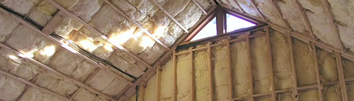 ventilation, insulation